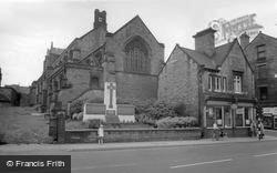 Wombwell, St Mary's Church c.1965