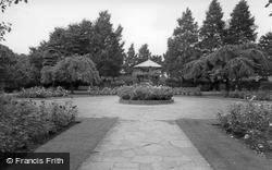 Wombwell, Wombwell Park c.1965