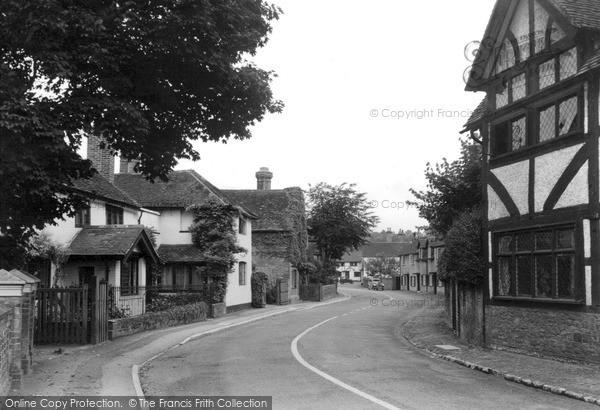Photo of Wonersh, A Quaint Corner c.1955