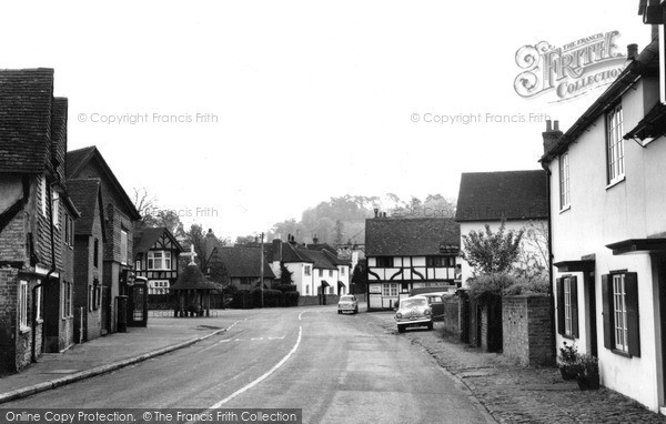 Photo of Wonersh, c.1960