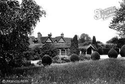 Wonersh, Great Tangley Manor 1913