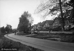Wonersh, Guildford Road 1932