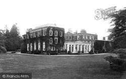 Wonersh, Hall 1898