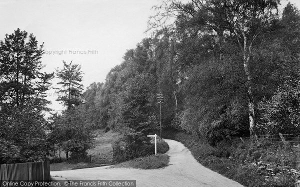 Wonersh, Hollow 1919