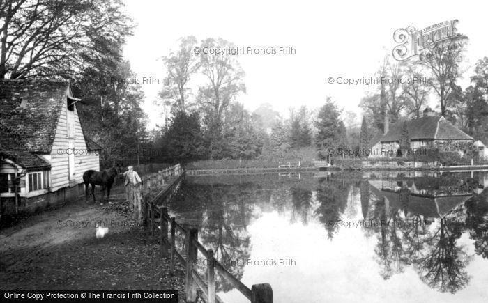 Wonersh,Lower Mill 1906,Surrey