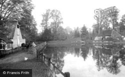 Wonersh, Lower Mill 1906