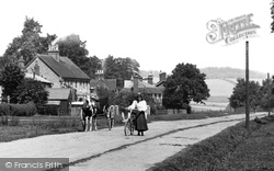 Wonersh, On The Common 1898