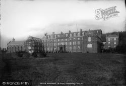 Wonersh, St John's Seminary 1896