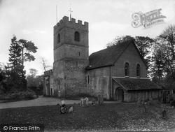 Wonersh, St John The Baptist Church 1933