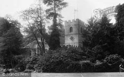Wonersh, St John The Baptist's Church 1908