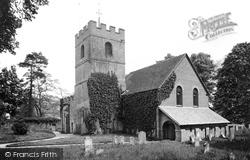 Wonersh, St John The Baptist's Church 1913