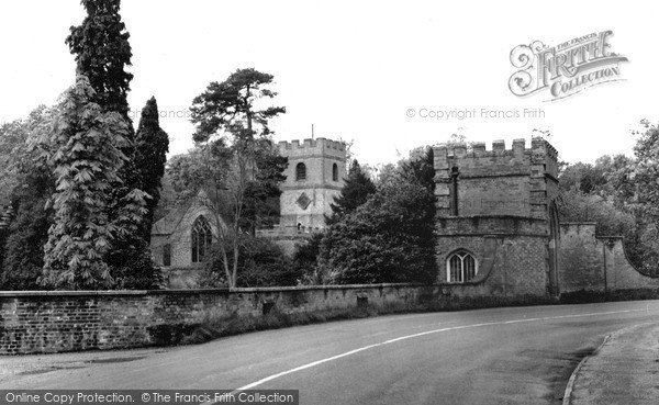 Photo of Wonersh, St John The Baptist's Church c.1960