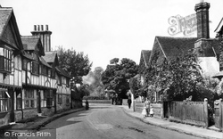 Wonersh, Street 1919