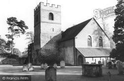 Wonersh, The Church c.1960