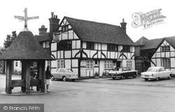 Wonersh, The Grantley Arms c.1960