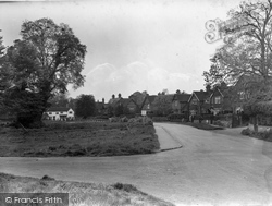 Wonersh, The Sheilings Guest House 1932