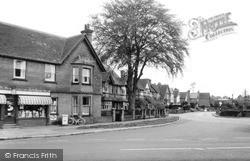 Wonersh, The Village Centre c.1960