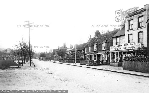 Photo of Wooburn Green, 1910