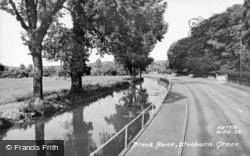 Brook Bank c.1960, Wooburn Green