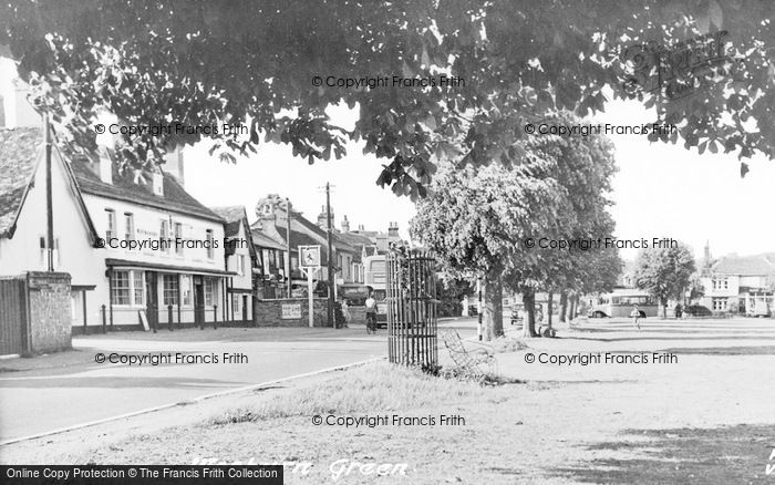 Photo of Wooburn Green, c.1960
