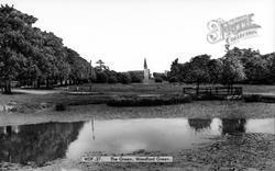 The Green c.1960, Wooburn Green