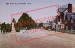 The Memorial c.1920, Wooburn Green