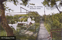 The Stag Tea Gardens c.1920, Wooburn Green