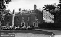 Wooburn Green, Wooburn House c.1955