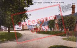 Wooburn Institute c.1920, Wooburn Green