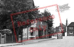 Wycombe Lane c.1955, Wooburn Green