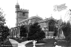 Wooburn, St Paul's Parish Church 1910