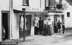Wooburn, The Butchers 1910