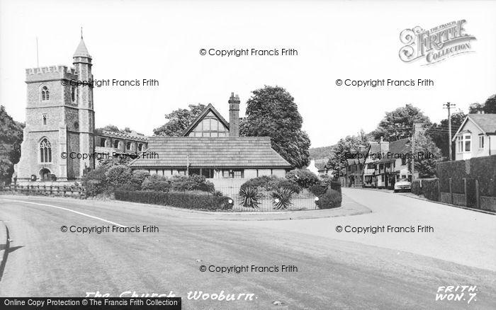 Photo of Wooburn, The Church c.1960
