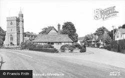 Wooburn, The Church c.1960