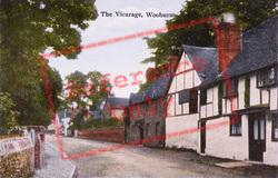 The Vicarage c.1920, Wooburn