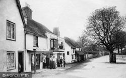 Wooburn, The Village 1910