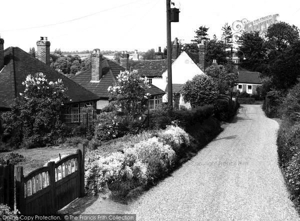 Photo of Wooburn, Wash Hill c.1960