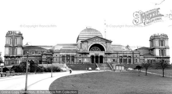 Photo of Wood Green, Alexandra Palace c.1965