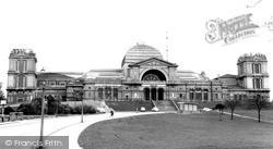 Alexandra Palace c.1965, Wood Green