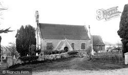 Woodborough, Church Of St Mary Magalene c.1955