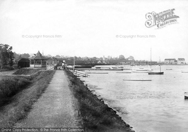 Photo of Woodbridge, 1898