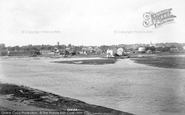 Photo of Woodbridge, 1908