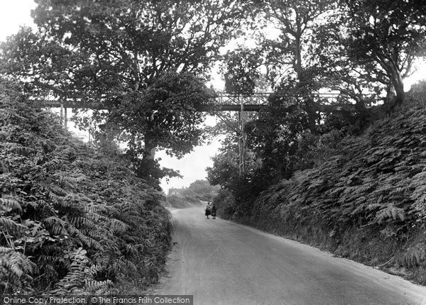 Photo of Woodbridge, 1929