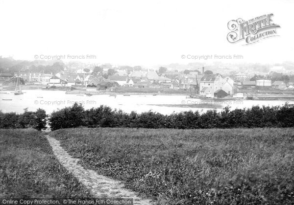 Photo of Woodbridge, And The Tide Mill 1894