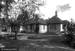 Boulge Cottage 1929, Woodbridge