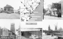 Woodbridge, Composite c.1965