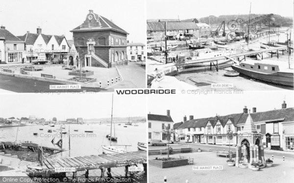 Photo of Woodbridge, Composite c.1965