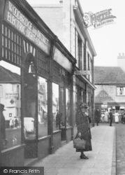 Woodbridge, Cumberland Street 1925