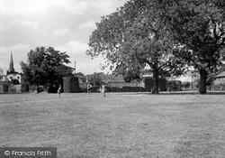 Elmhurst Park c.1955, Woodbridge