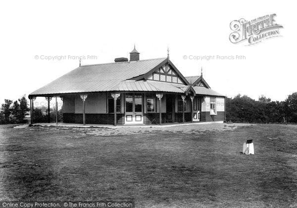 Photo of Woodbridge, Golf House 1898